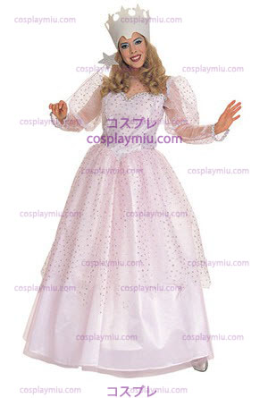 Wizard Of Oz Glinda Good Witch Adult Kostymer