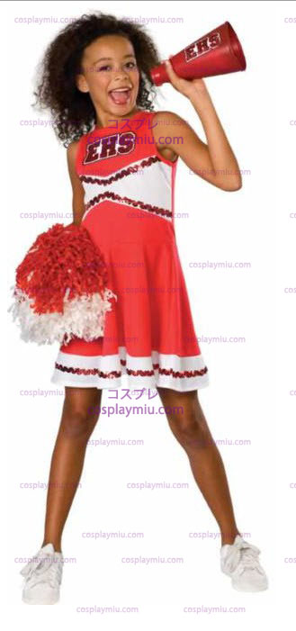 Cheerleader High School Musical Kostymer