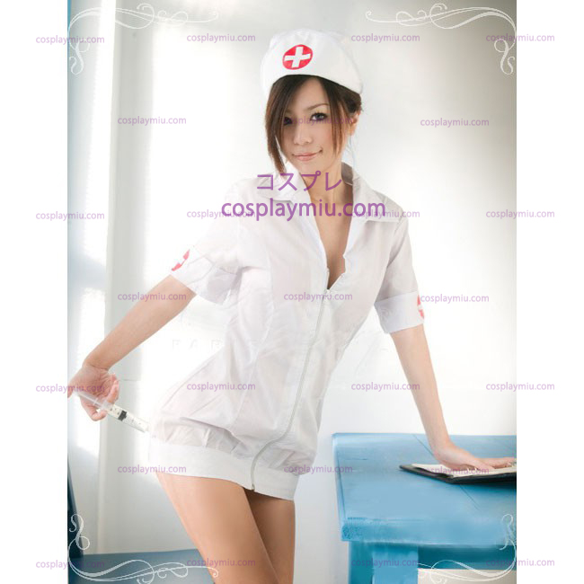 Naughty Nurse Sexy Adult Kostymer