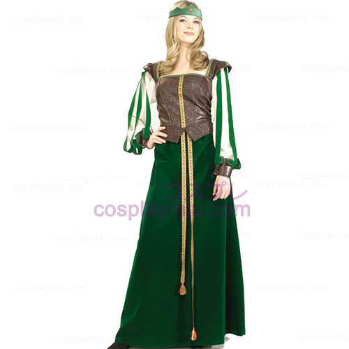 Maid Marion Designer Collection Adult Kostymer