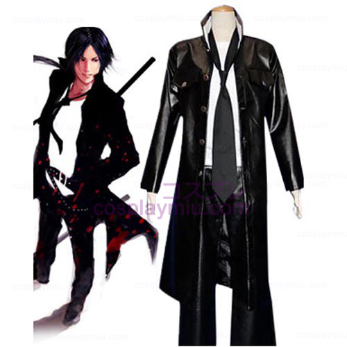 Katekyo Hitman Reborn! 10 Mukuro Years After Cosplay Kostymer