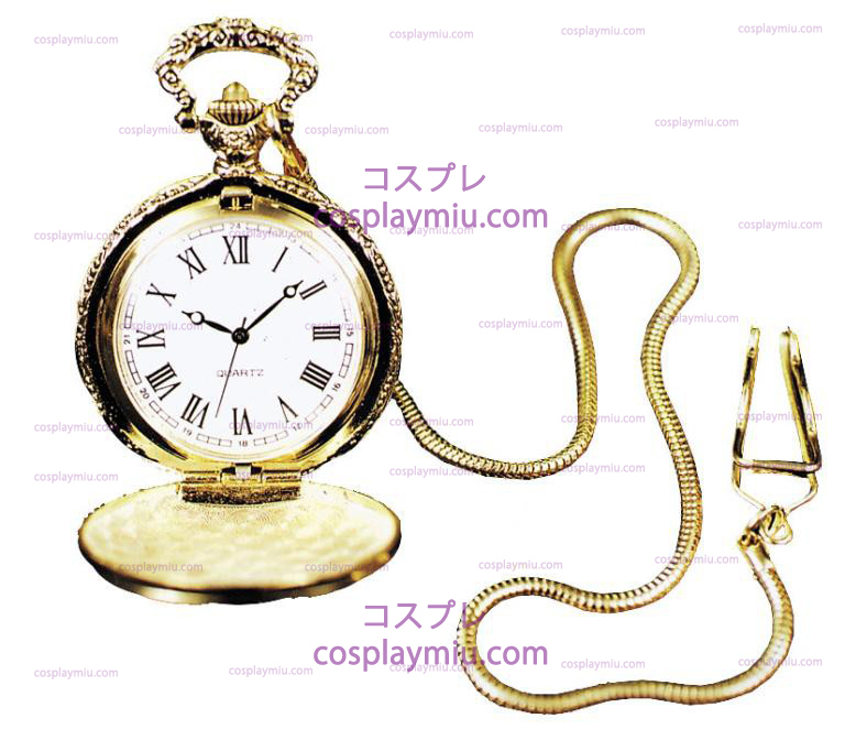Pocket Watch sak w / Chain