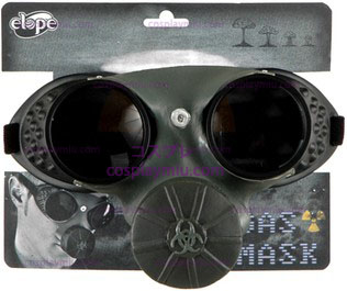 Briller Gas Mask