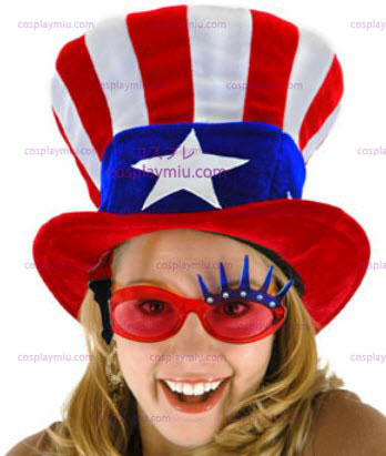 USA Uncle Sam hatter