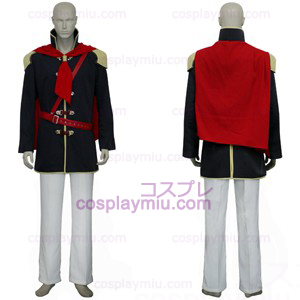 Final Fantasy XIII 13 Agito Boy Uniform
