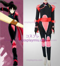 Inuyasha Sango Cosplay Kostymer flighting Suit