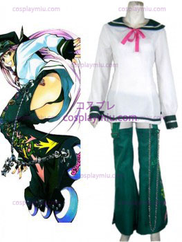 Air Gear Simca Halloween kvinner Cosplay Kostymer