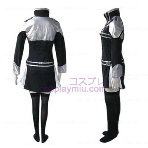 D.Gray Man Lenalee Lee Cosplay Kostymer