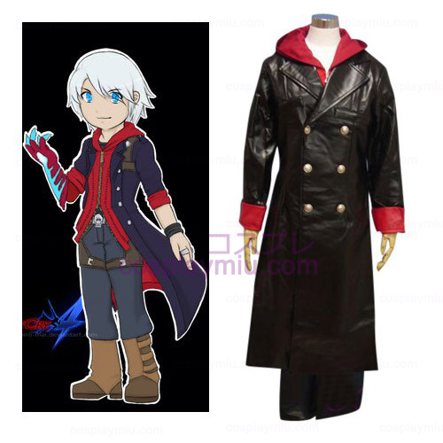Devil May Cry Nero Cosplay Kostymer