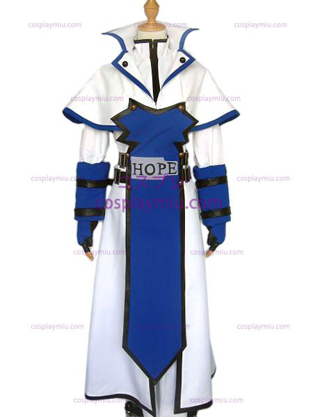 Guilty Gear Kai Kiske cosplay kostyme