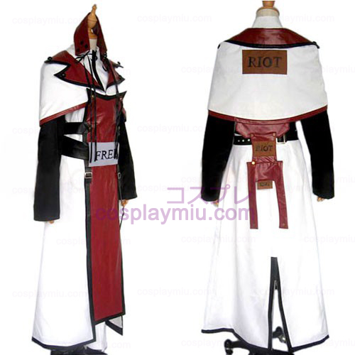 Guilty Gear XX Order Sol Badguy Cosplay Kostymer