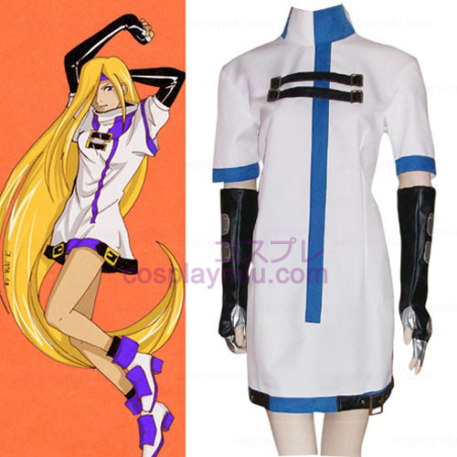 Guilty Gear Millia Rage Cosplay Kostymer