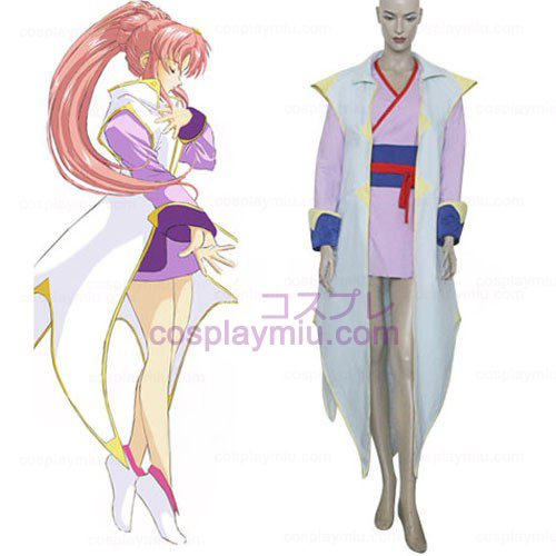 Gundam Seed Lacus Clyne Fighting Cosplay Kostymer
